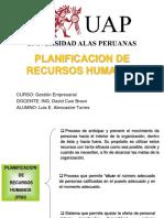 Planificacion de RH