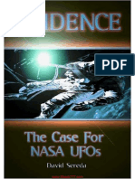 David Sereda - The Case for NASA Ufos