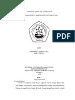 MAKALAH SOSIOLOGI KEHUTANAN ICHA.doc
