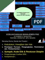 Presentasi New disiplin PNS PP 53 th 2010.ppt