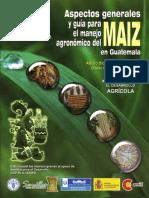 Manejo  agronómico del cultivo de Zea mayz L..pdf