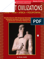 Wendy Conklin-Ancient Civilizations_ China, India, Africa, Mesopotamia  -Scholastic, Inc. (2006).pdf