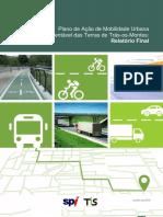 Plano de Ação de Mobilidade Urbana Sustentável Das Terras de Trás-Os-Montes