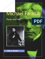 [Oxford Portraits in Science] Colin a. Russell - Michael Faraday_ Physics and Faith (2001, Oxford University Press, USA)
