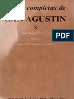 AGUSTÍN DE HIPONA - Obras completas, X. Escritos homiléticos (2.º). Sermones (2.º), 51-116. Sobre los evangelios sinópticos (BAC, Madrid, 1983).pdf
