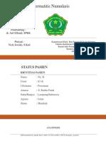 Case Dermatitis Numularis - Copy
