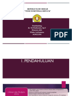 Referat Vesicoureteral Reflux PPT ECHA