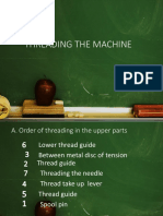 Treading the Machine