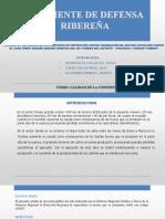 5. Defensa Ribereña