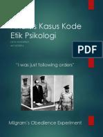 analisis kasus kode etik