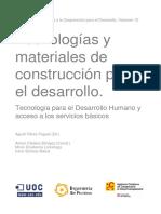 LIBRO Tecnologías y materiales de construcción para el desarrollo.pdf