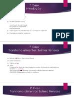 {Mauro} - Psico. Analítica - Slide (Estudo de Caso)