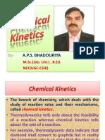 Chemical Kinetics Ppt