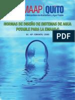 Normas Agua Emaap