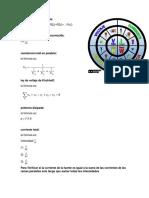 Formula Para El Examen