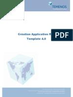 Création Template Méthode 4.0 R09