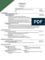 bridget wisnewski resume