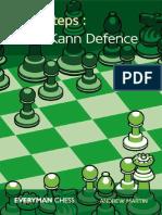First Steps_ Caro-Kann Defence - Andrew Martin