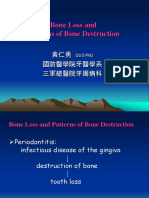 Bone Destrucion, 1st Semester