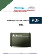 Fgtech User Manual Car