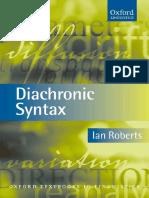 Diacronic syntax - Ian ROBERTS.pdf