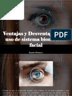 Ramiro Helmeyer - Ventajas y Desventajas en El Uso de Sistema Biométrico Facial