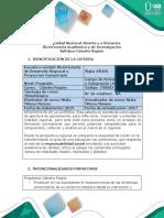Syllabus Cátedra Región