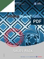 PC Sales Pack SigmaGuard 730