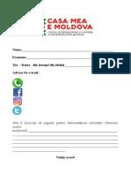 Formular Tombola Italia