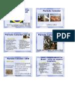 Evolução Da História Da Saúde Pública No Brasil