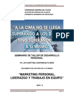 Taller de Marketing 2018