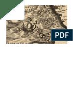 Diego Gutierrez Map America 1562 Sirens