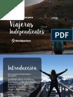 Guia Definitiva Para Viajeras Independientes