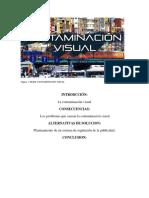 Contamiancion Visual
