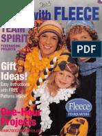 Fun With Fleece Hancock Fabrics