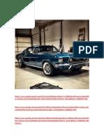 Mustang – 1969