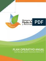 Plan Operativo Anual 2018