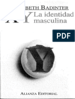 Badinter Elizabeth. XY la identidad masculina.pdf