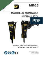 MB05 User Manual 70795 11 2013 V8 Spa