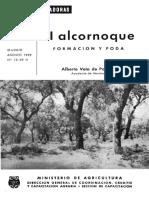 EI Alcornoque_formación y Poda