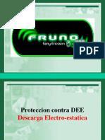 Proteccio Dee (Contra Descarga Electrostatica)