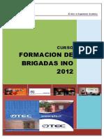 Curso de Formación de Brigadas contra Incendios