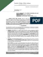Contestación Rpta Lucia Ruggeri - Moon Charm Criadero de Gatos Persas, Caso No.  17 034 1023 CFA