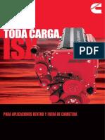 Info Motor ISX