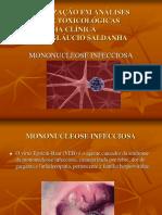 mononucleose infecciosa