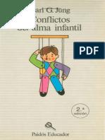 Carl Jung - Conflictos Del Alma Infantil.pdf