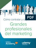 Como Contratar y Capacitar Grandes Profesionales Del Marketing