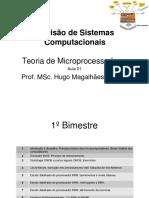 06 - TMPJ4 - Aula 02 - Sistemas Computacionais - Revisao