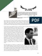 IV BIM - LIT - 4TO AÑO - Guia 6 - Mario Vargas Llosa