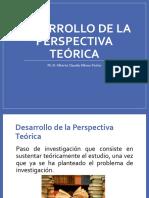 7 Desarrollo de La Perspectiva Teórica